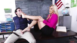 Tanár pornó